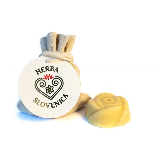 Organic Soap with Chamomile and Honey