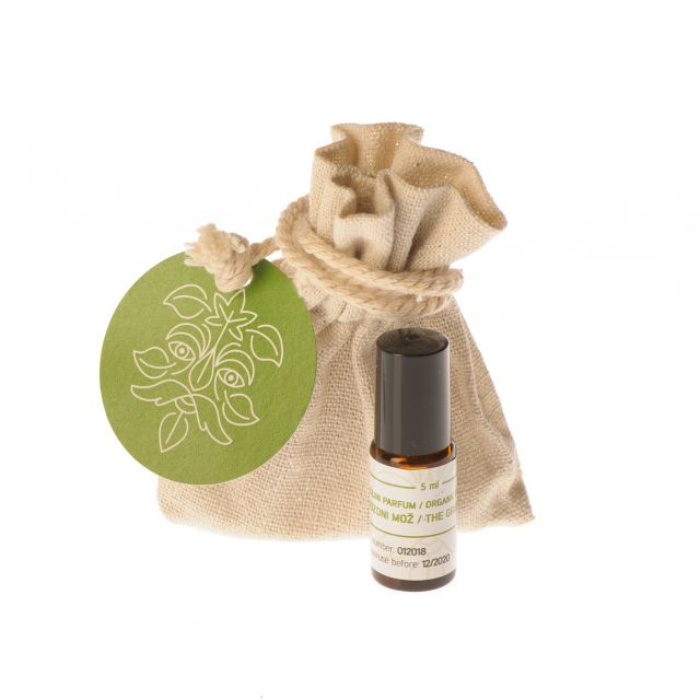 Organic perfume The Green Man