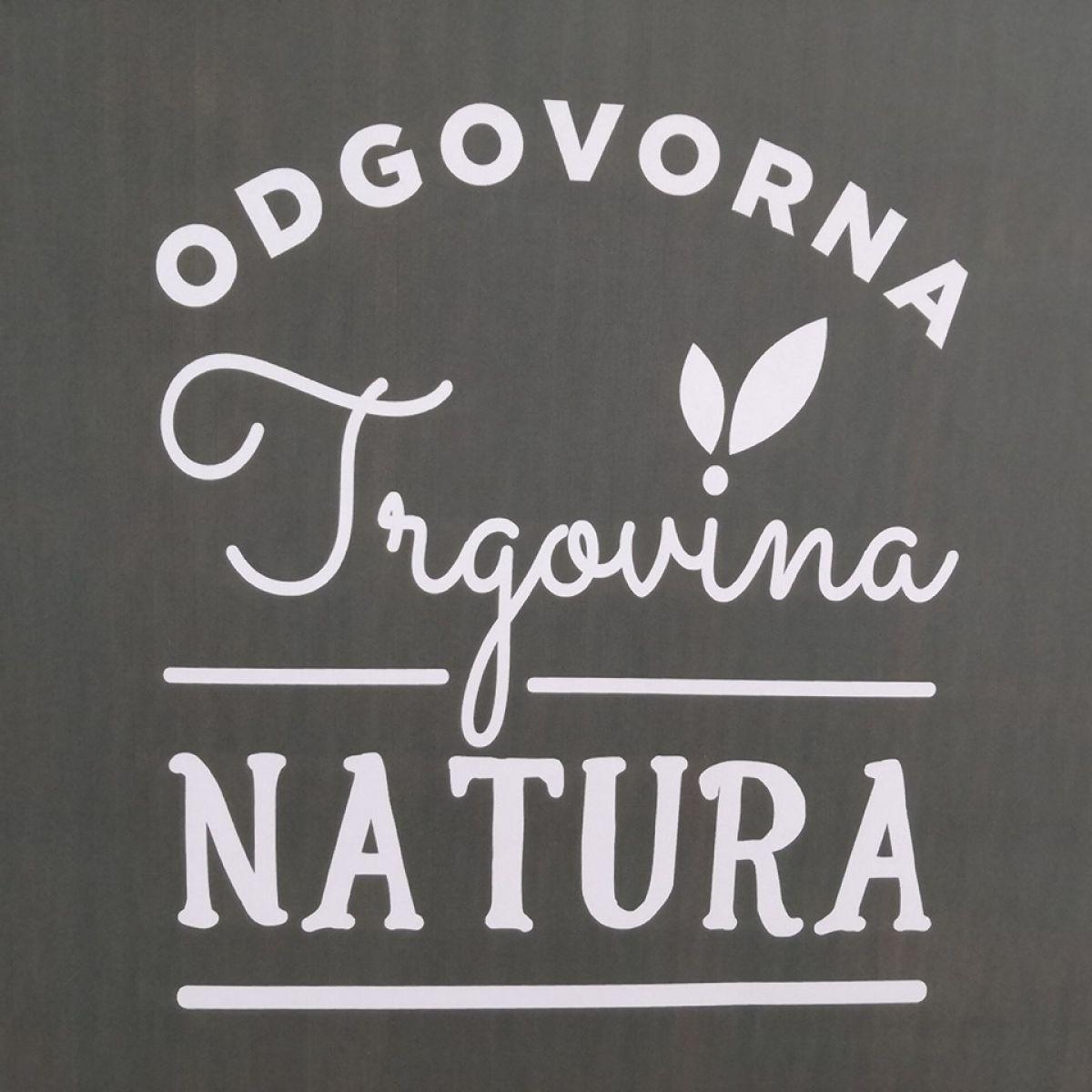Uradna otvoritev Odgovorne trgovine Natura